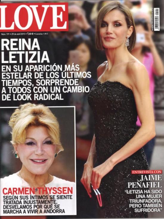 LOVE portada 22 de Abril 2015