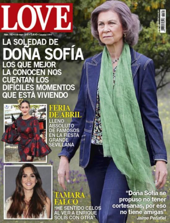 LOVE portada 29 de Abril 2015