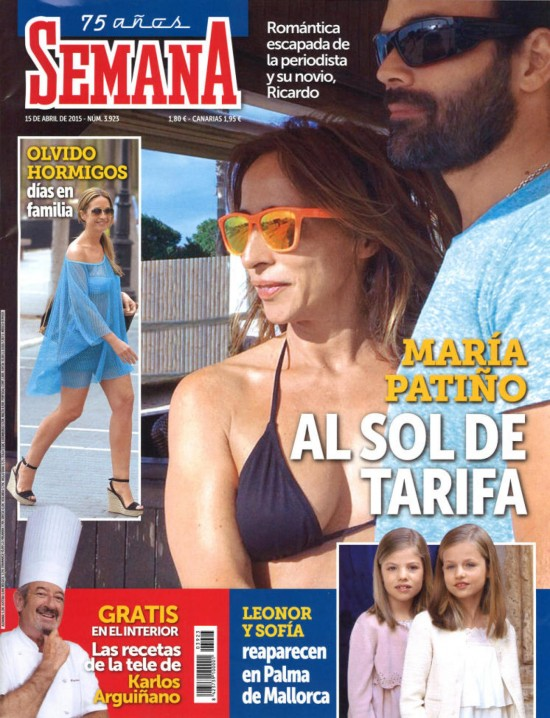 SEMANA portada 8 de Abril 2015