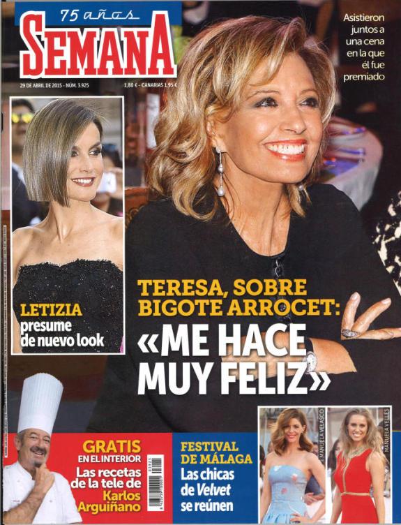 SEMANA portada 22 de Abril 2015