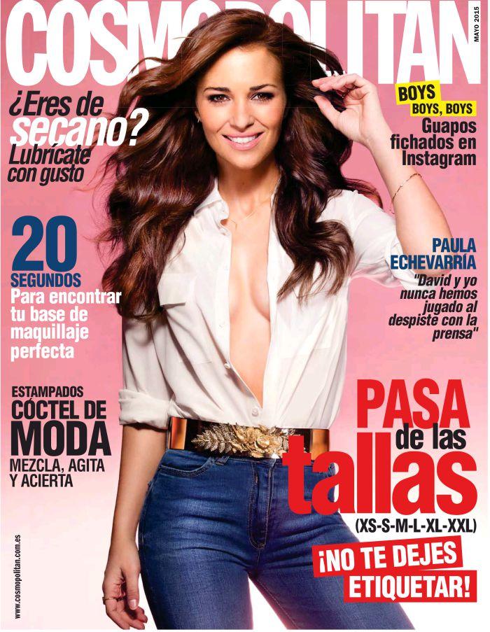 COSMOPOLITAN portada Mayo 2015