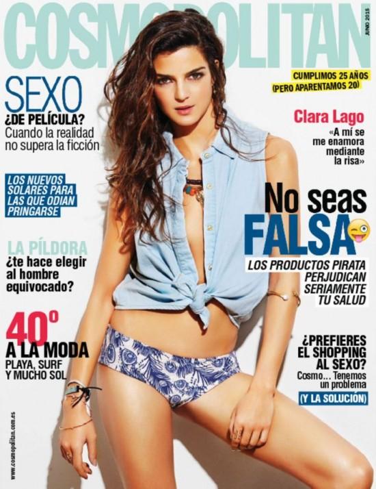 COSMOPOLITAN portada Junio 2015