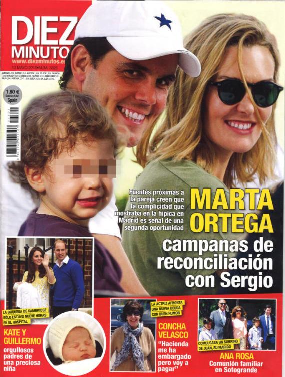 DIEZ MINUTOS portada 6 de Mayo 2015
