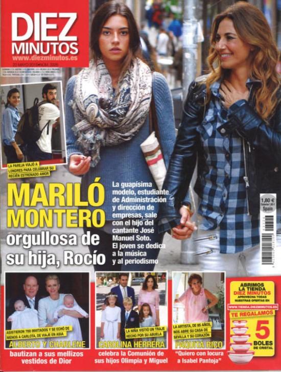 DIEZ MINUTOS portada 13 de Mayo 2015