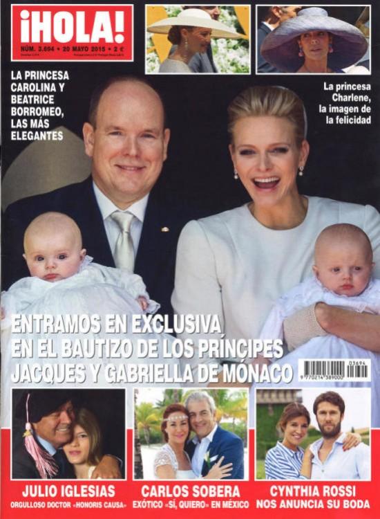 HOLA portada 13 de Mayo 2015