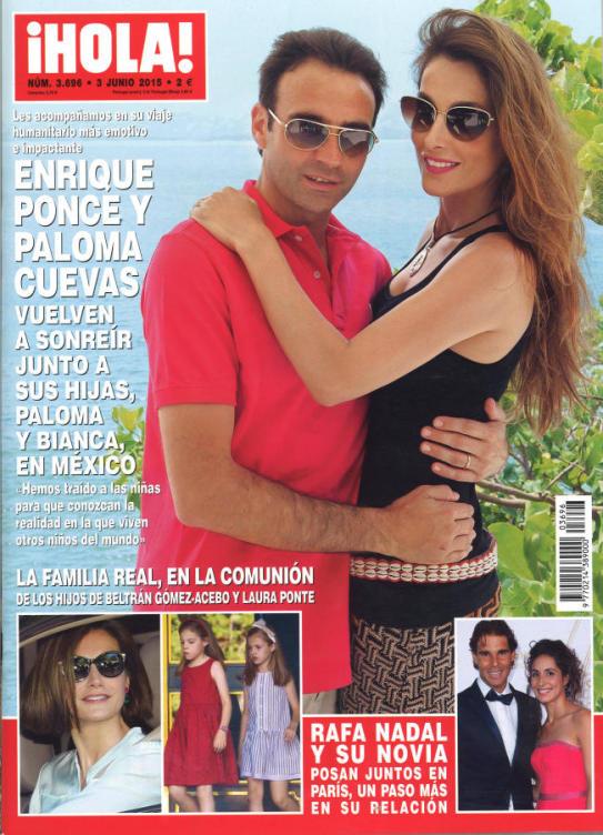 HOLA portada 27 de Abril 2015