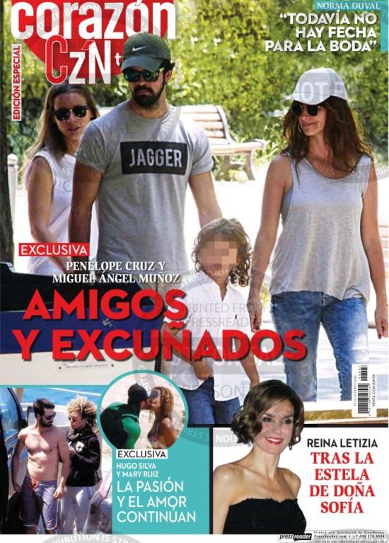 HOY CORAZON portada 31 de Mayo 2015