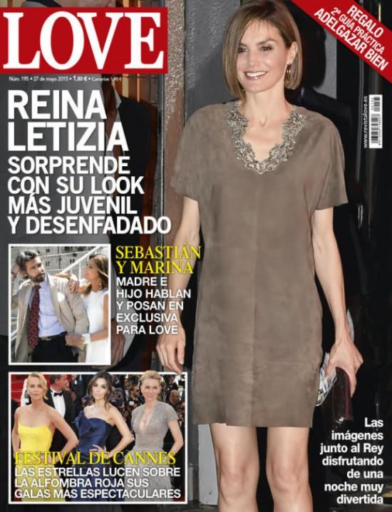 LOVE portada 20 de Mayo 2015