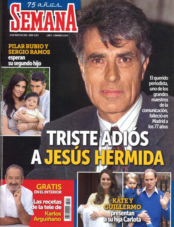 SEMANA portada 6 de Mayo 2015
