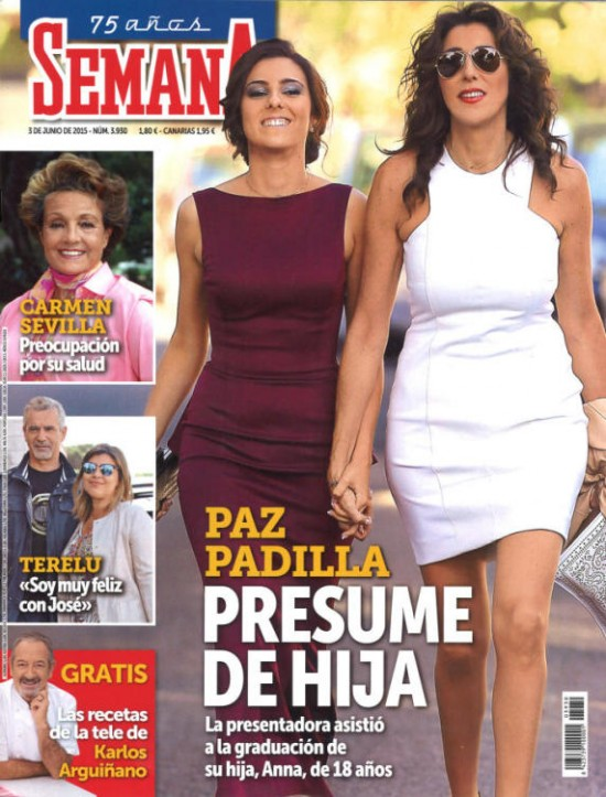 SEMANA portada 27 de Abril 2015