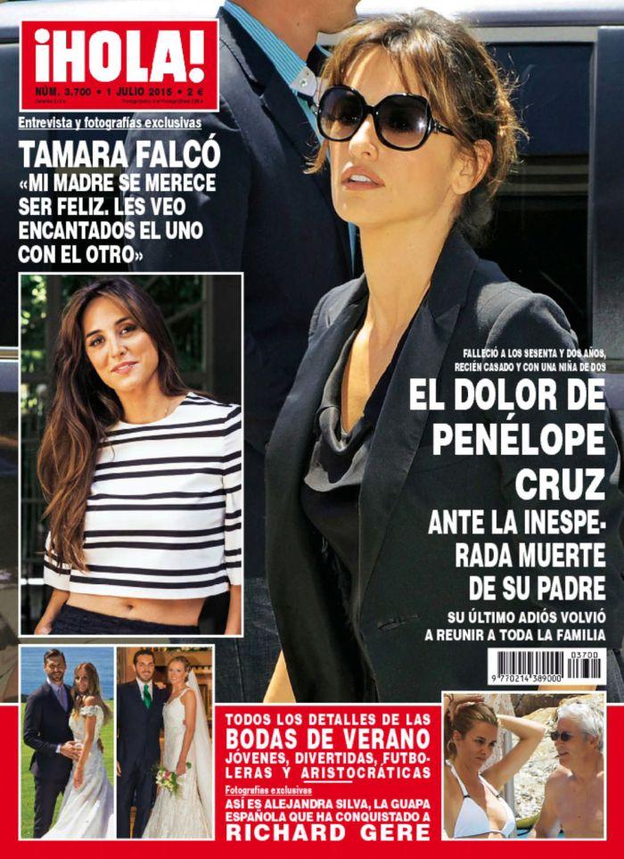 HOLA portada 24 de Junio 2015