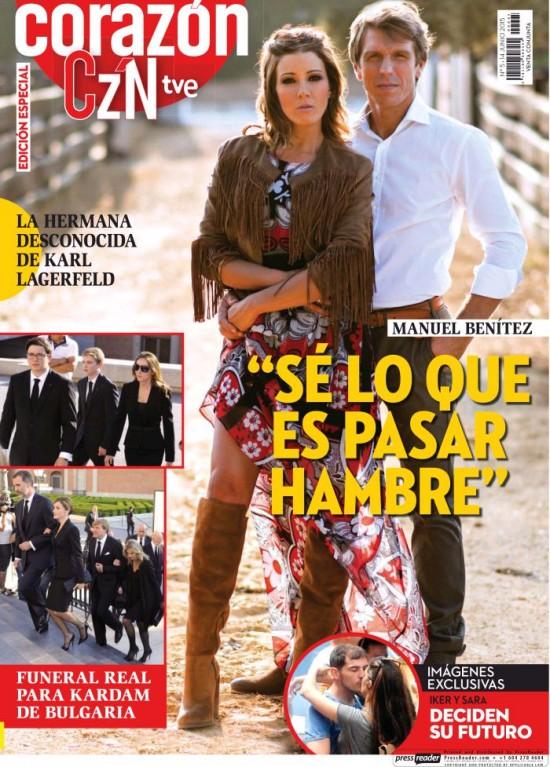 HOY CORAZON portada 14 de Junio 2015