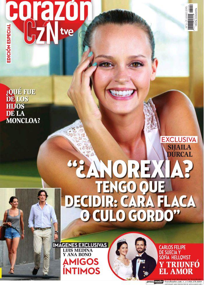 HOY CORAZON portada 21 de Junio 2015