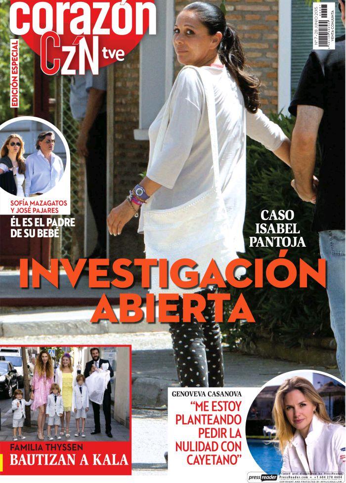 HOY CORAZON portada 28 de Junio 2015