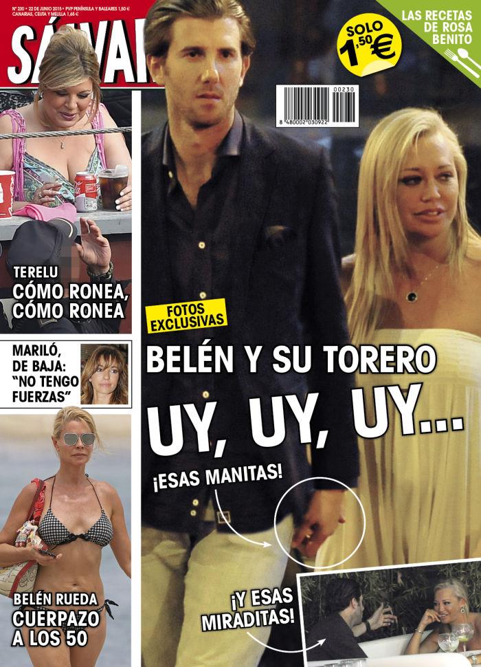 SALVAME portada 15 de Junio 2015