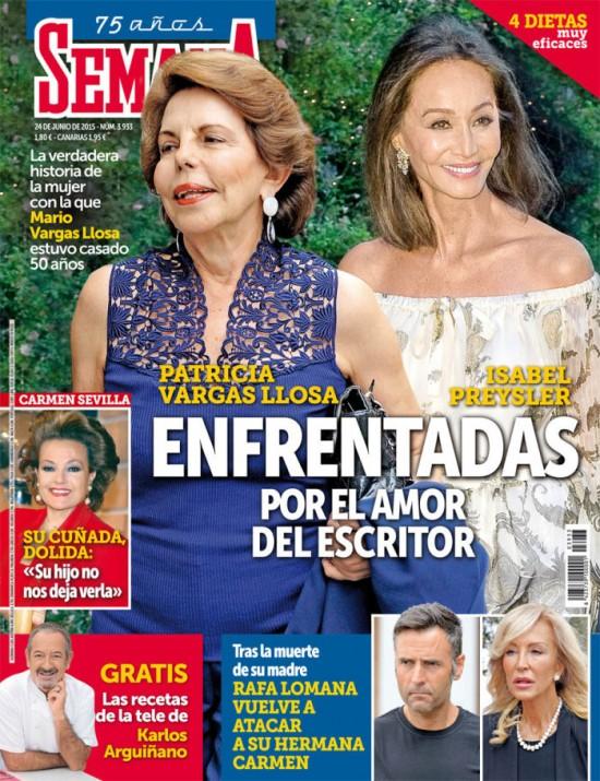 SEMANA portada 17 de Junio 2015