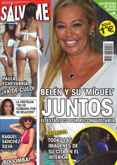 SALVAME portada 20 de julio 2015
