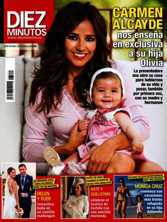 DIEZ MINUTOS portada 8 de Julio 2015