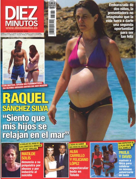DIEZ MINUTOS portada 22 de Julio 2015