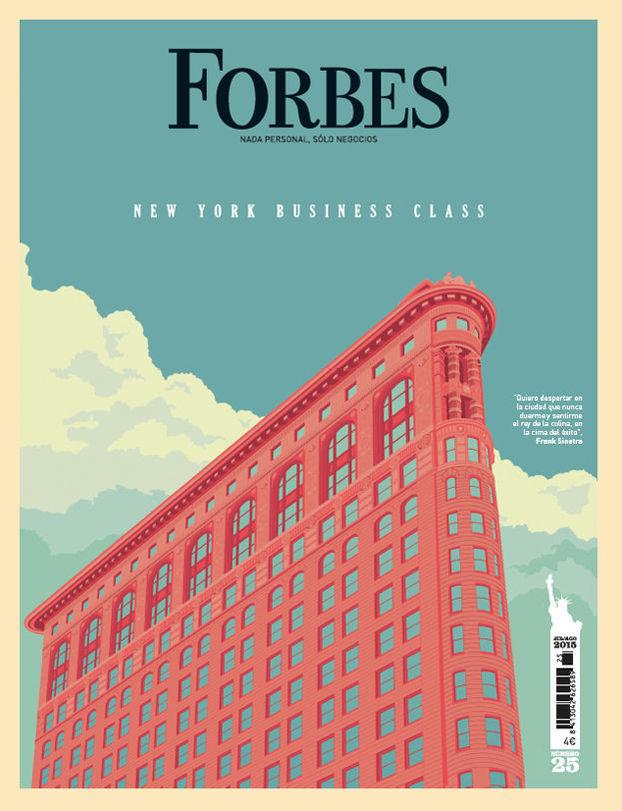 FORBES portada Agosto 2015