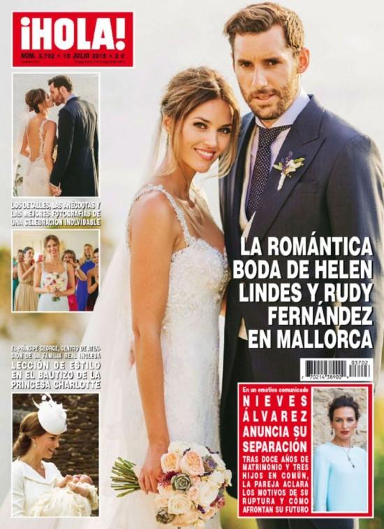 HOLA portada 8 de Julio 2015