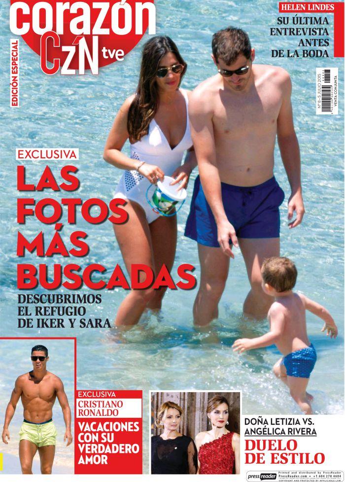 HOY CORAZON portada 5 de Julio 2015