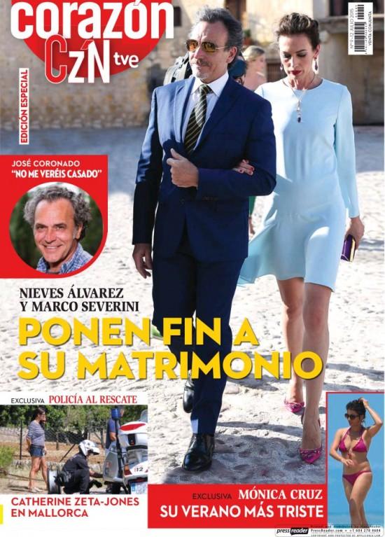 HOY CORAZON portada 12 de julio 2015