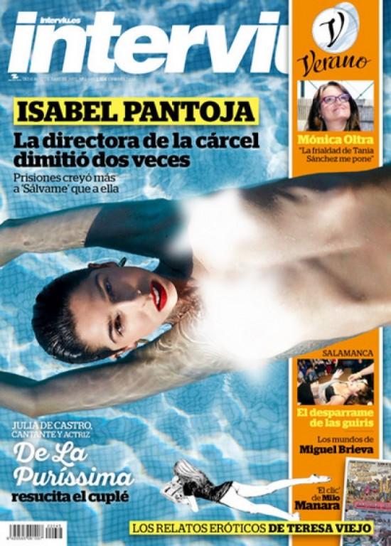 INTERVIU portada 6 de Julio 2015