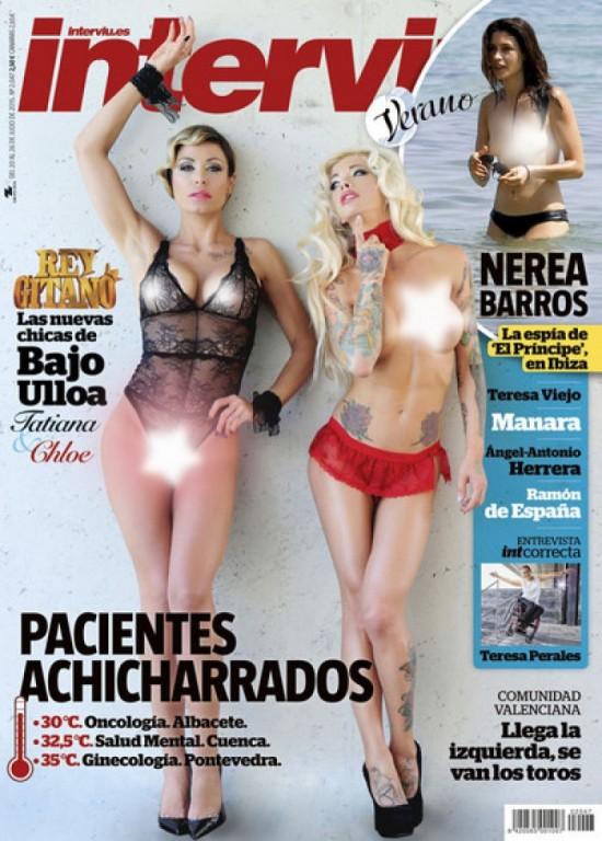 INTERVIU portada 20 de Julio 2015