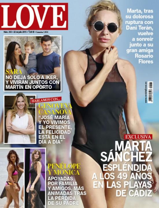 LOVE portada 15 de Julio 2015