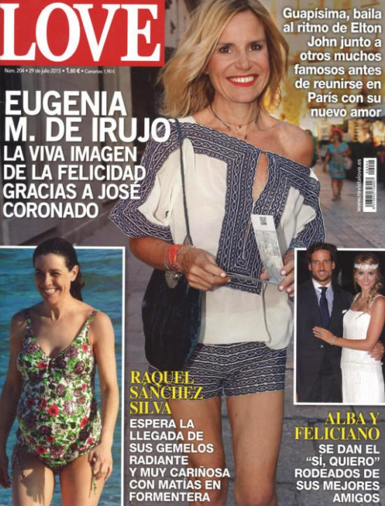 LOVE portada 22 de Julio 2015