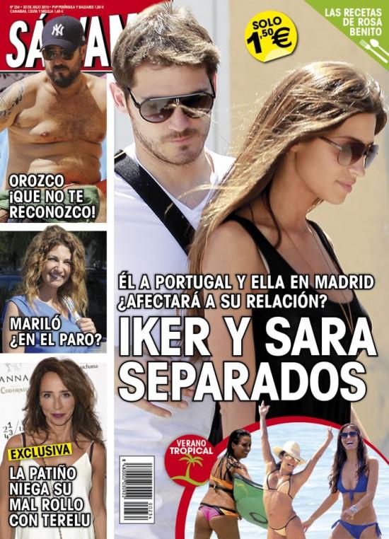 SALVAME portada 13 de Julio 2015