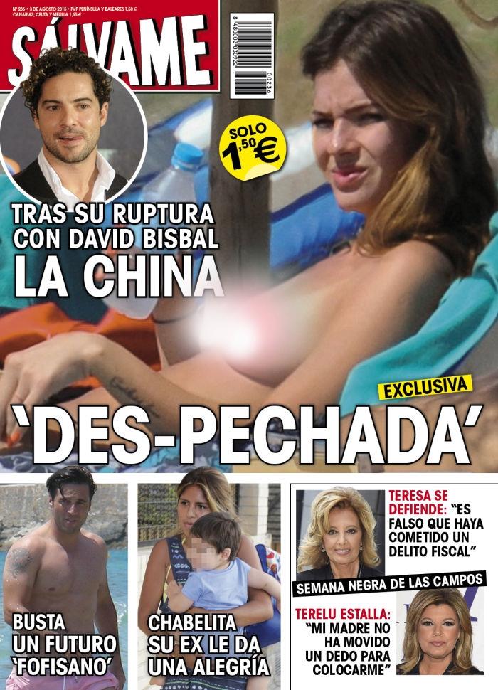 SALVAME portada 27 de julio 2015