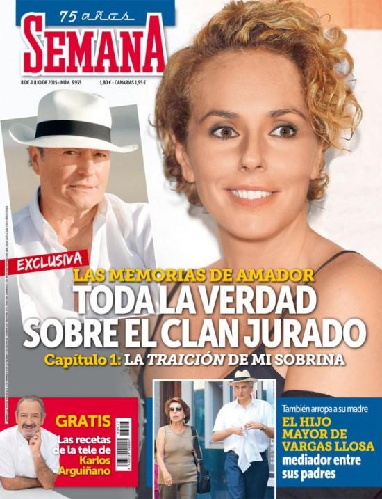SEMANA portada 1 de Julio 2015