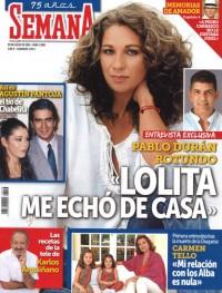 SEMANA portada 22 de Julio 2015