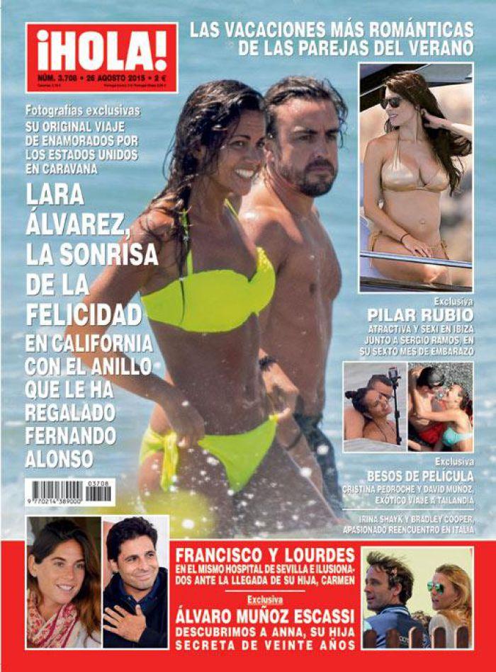 HOLA portada 19 de Agosto 2015