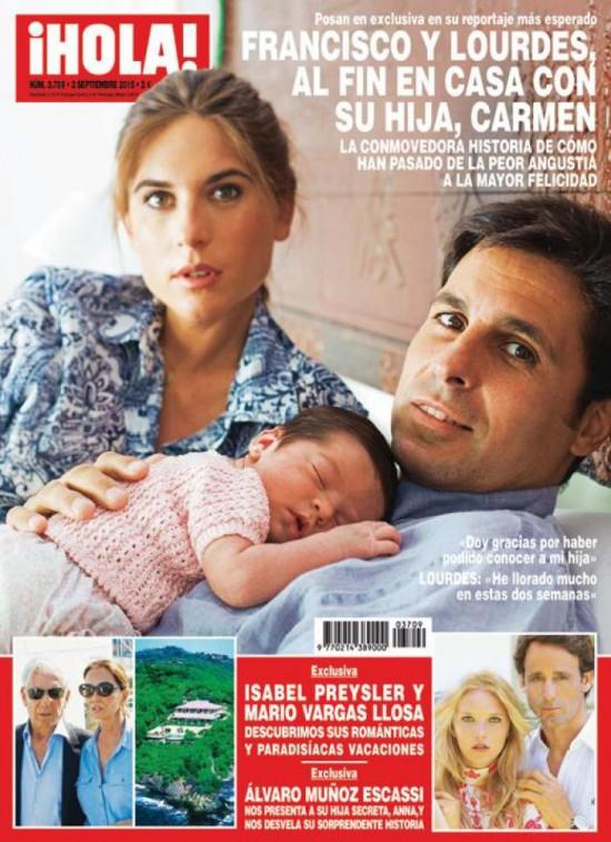HOLA portada 26 de Agosto 2015