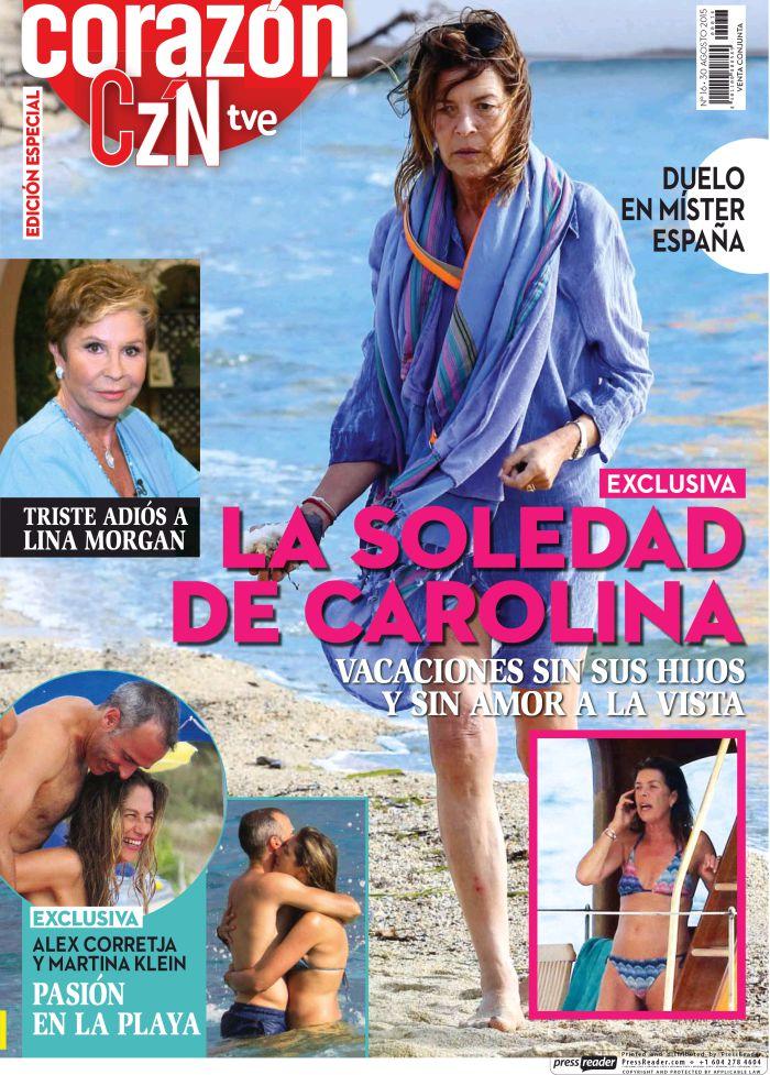 HOY CORAZON portada 30 de agosto 2015