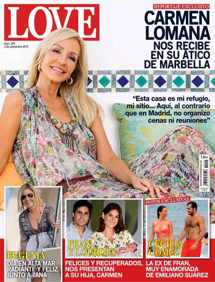 LOVE portada 26 de Agosto 2015