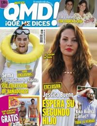 QUE ME DICES portada 24 de Agosto 2015