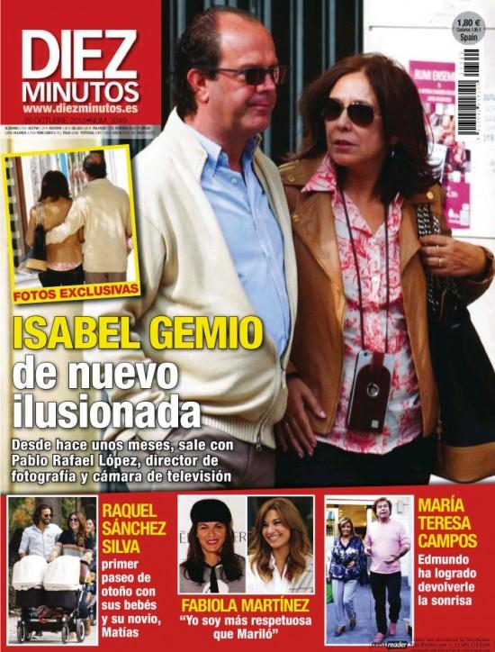 DIEZ MINUTOS portada 21 de Octubre 2015