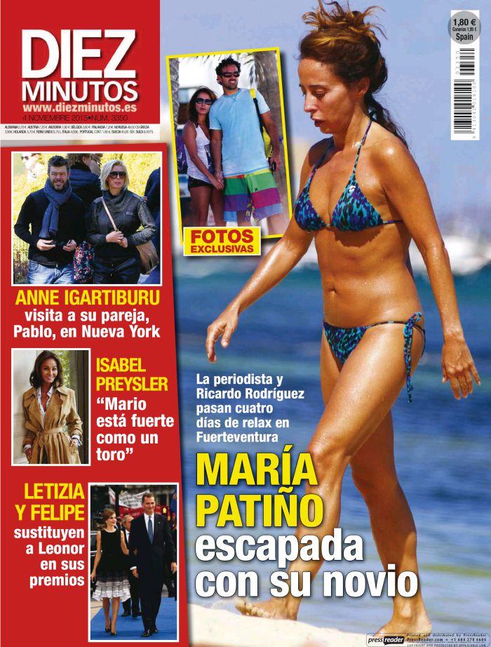 DIEZ MINUTOS portada 28 de Octubre 2015