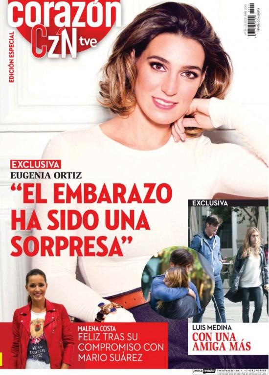 HOY CORAZON portada 25 de Octubre 2015