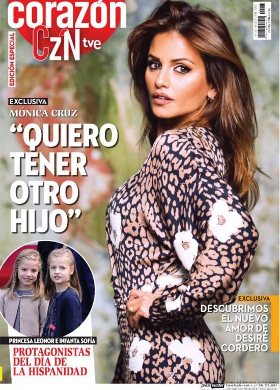 HOY CORAZON portada 18 de Octubre 2015
