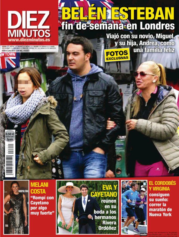 DIEZ MINUTOS portada 4 de noviembre 2015