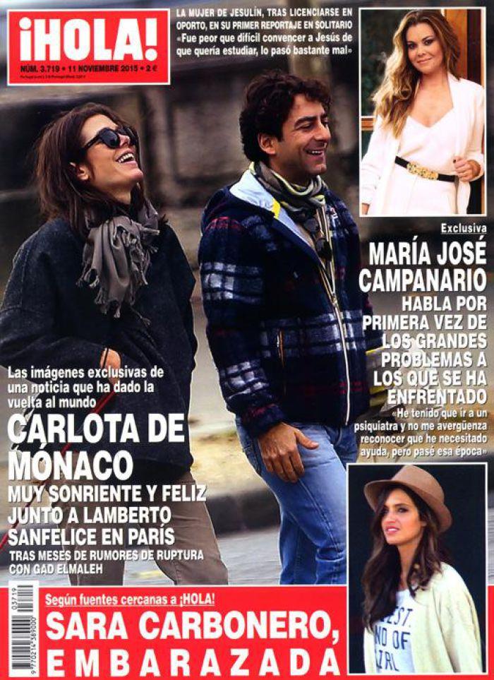 HOLA portada 4 de Noviembre 2015