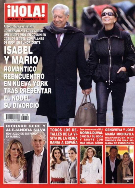 HOLA portada 25 de Noviembre 2015