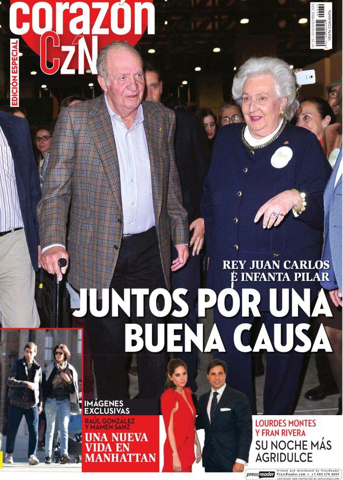 HOY CORAZON portada 29 de Noviembre 2015