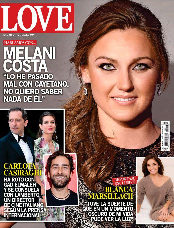 LOVE portada 4 de noviembre 2015