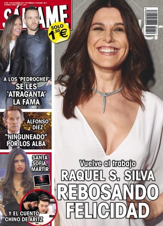 SALVAME portada 2 de Noviembre 2015
